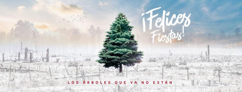 'los árboles que ya no están'