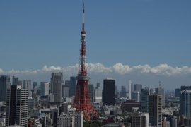 un paseo de contrastes por las calles más auténticas de tokio