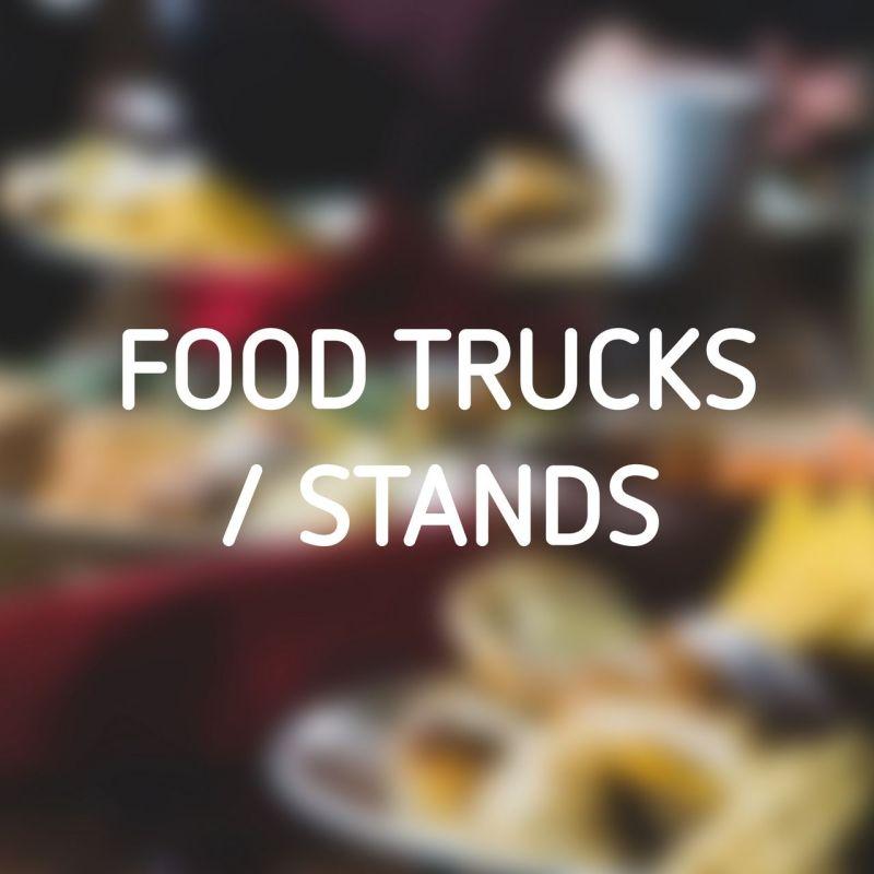 food trucks Mad cool