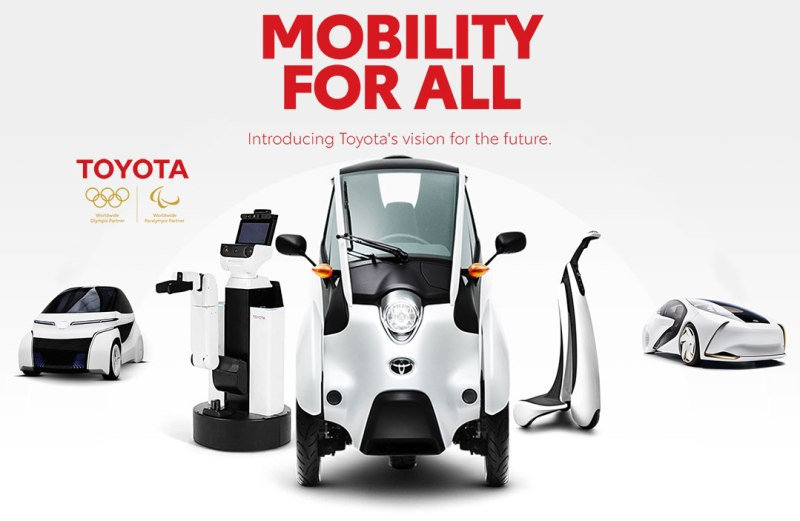 toyota the mobily