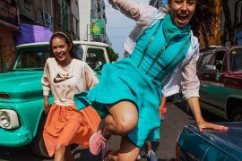 """""""juntas imparables"""", el grito feminista de nike en méxico"""