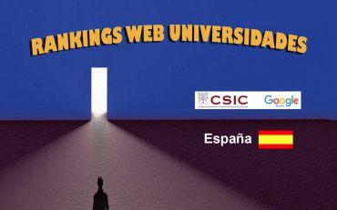 ranking web de universidades españa