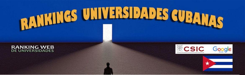 ranking web universidades de cuba