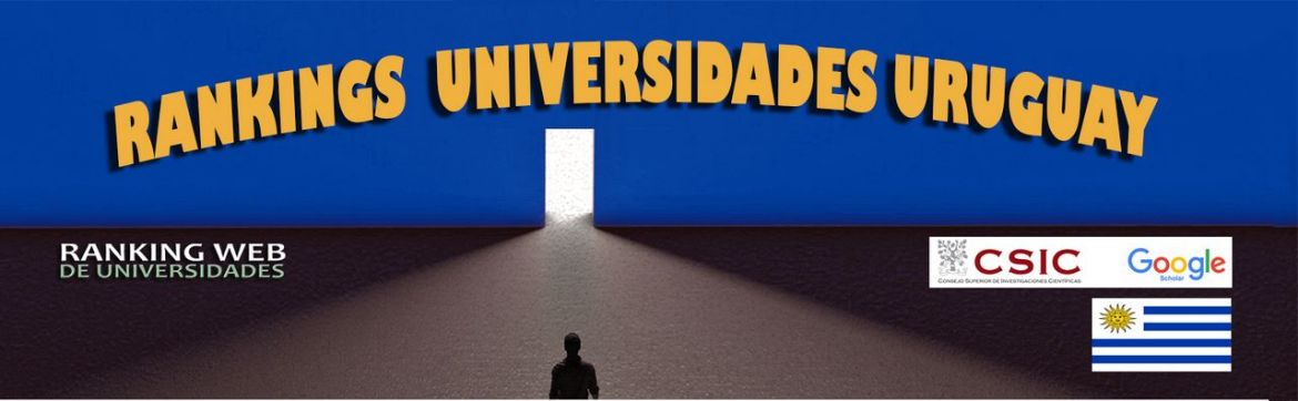 ranking web universidades de uruguay