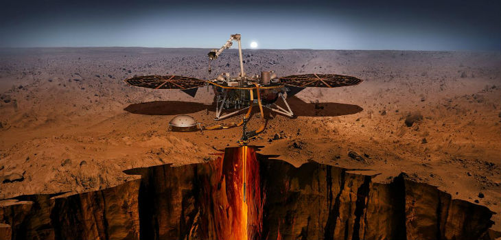 nasa-insight cientifica