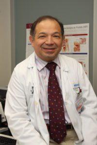 tratamiento más eficaz y menos agresivo del cáncer de próstata