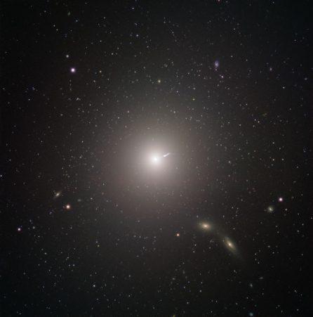 primera imagen de un agujero negro