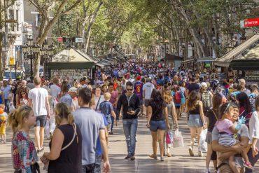 movilidad en ciudades como campo gravitatorio