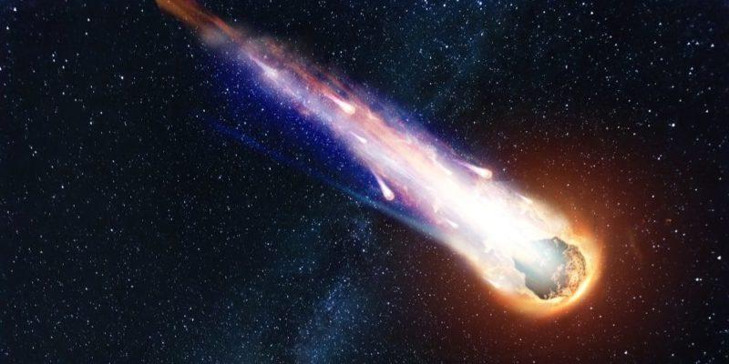 Cometas vienen mismo sitio