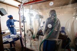 nih , dos medicamentos reducen el riesgo de muerte por ébola