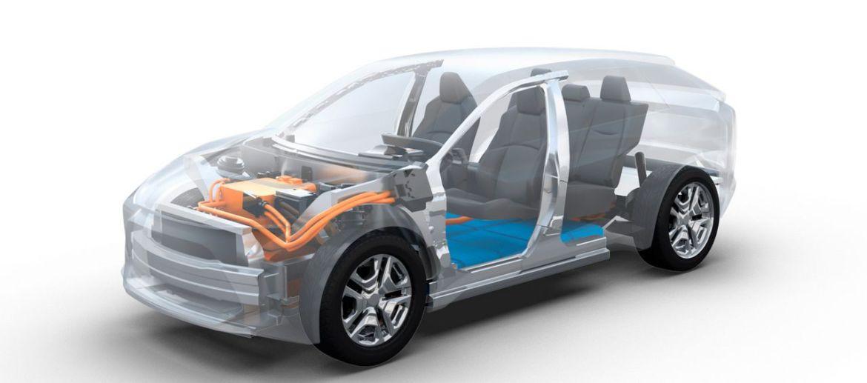 Toyota eléctricos