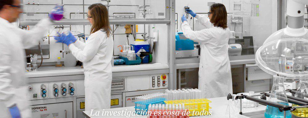 guía sobre la investigación científica en españa