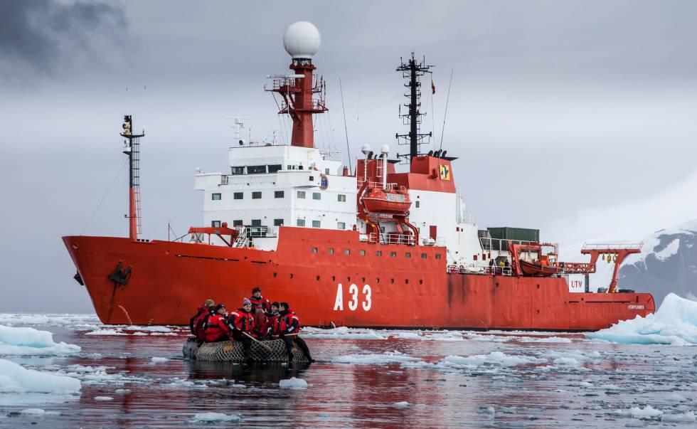 cooperación antártida