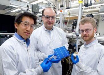 mit nuevas células solares