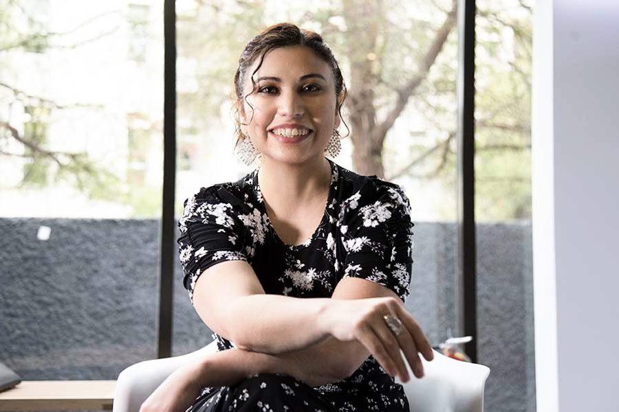 así es la mexicana geofísica que apoya con activismo a las mujeres
