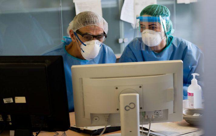 microsoft  facilita la criba de potenciales donantes de plasma.