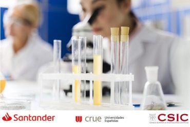 Crue UE y Santander COVID-19
