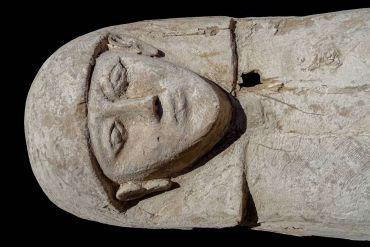 Momia hace 3600 años