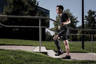 wyss, el exosuits robótico suave para movilidad de extremidades inferiores