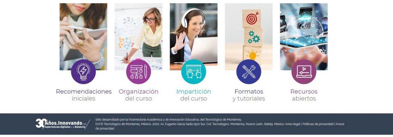 tec , modelo flexible y digital para la continuidad académica