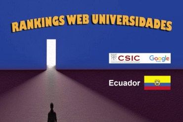ranking web universidades 2020 : ecuador