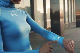 los textiles robóticos se alimentan y actúan