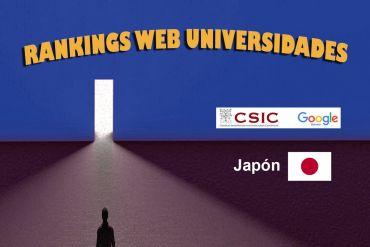 ranking web de universidades 2020: japÓn