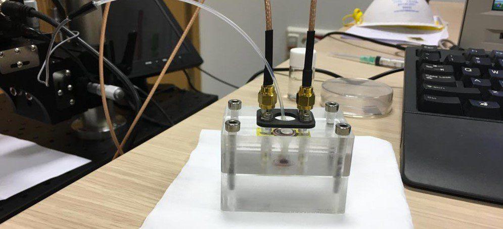 biosensor portátil de grafeno de detección rápida de covid-19