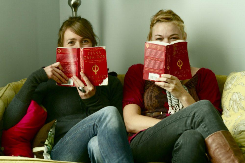 Leer acompañados aumenta la creatividad