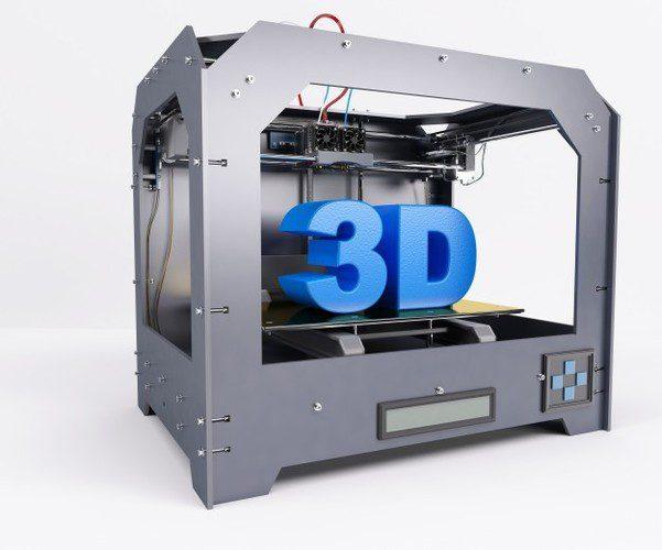 metales impresos en 3D