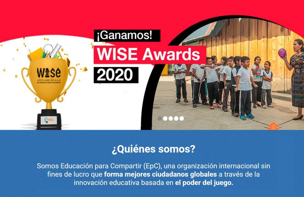 mexico gana premio mundial de innovación educativa