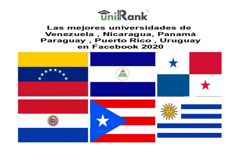 las mejores universidades iberoamericanas en facebook