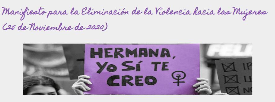 día para reivindicar la defensa de los derechos de las mujeres