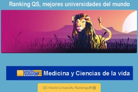 ranking qs, mejores universidades latinoamericanas en medicina y ciencias de la vida