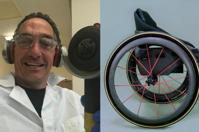 la silla de ruedas inteligente y ultraligera phoenix i