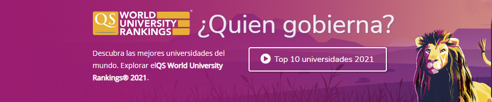 ranking mundial qs universidades 2021