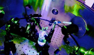 Deposicion de laser pulsado de varios objetivos