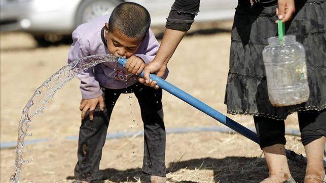 escasez potable Siria peligrar Unicef EDIIMA20150710 0638 4 NoticiaAmpliada