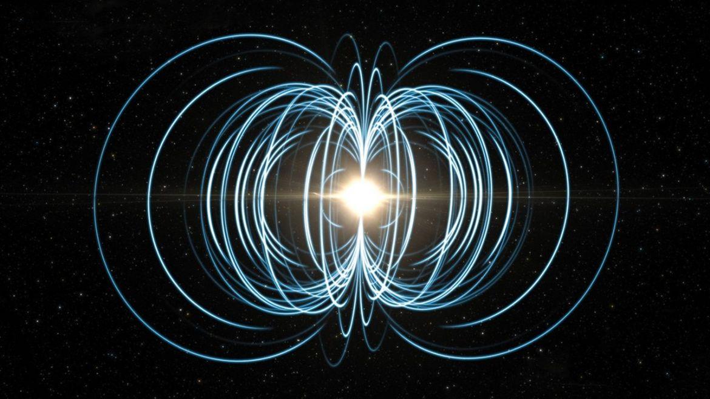 Los magnetares son estrellas de neutrones con campos magneticos 100 millones de veces mas fuertes que el de cualquier iman de la Tierra © PITRIS DREAMSTIME COM