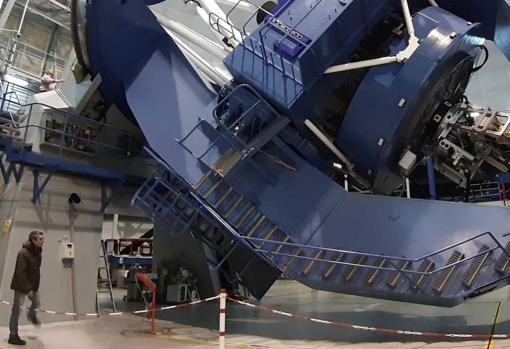 telescopio granada csic kO4G 510x349@abc