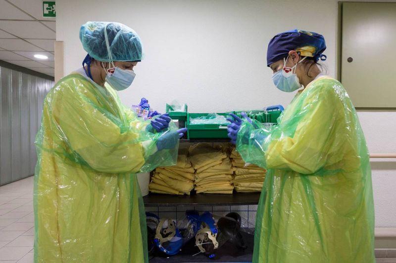 hospital barcelona Cooperativas de salud brindaron servicios que salvan vidas durante COVID 19