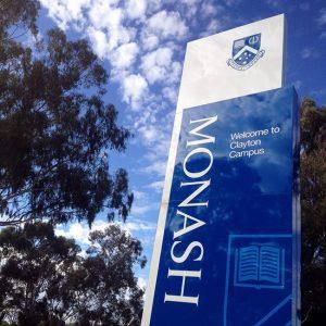 Monash University Clayton Campus