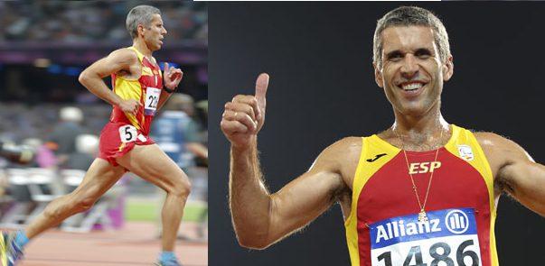 Alberto Suarez 5000 metros