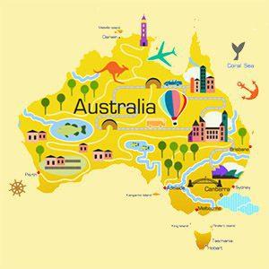¡estudiar y trabajar en australia. un país lleno de oportunidades!