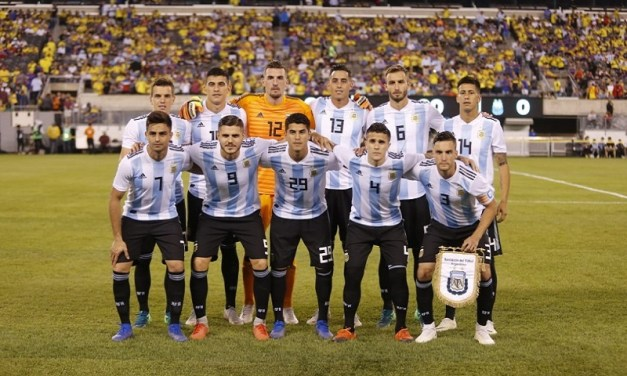 Argentina culminó su gira por EE.UU. con un empate ante Colombia