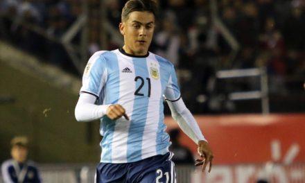 La lista de convocados de la selección Argentina