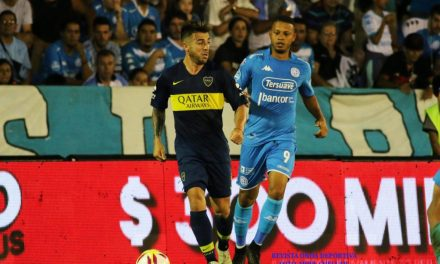 Belgrano rescato un punto frente a Boca