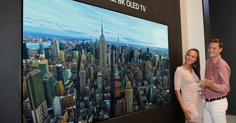 LGE_8K OLED TV