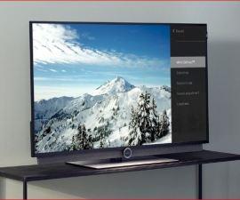 Loewe Mimi Defined: personalización del audio del televisor