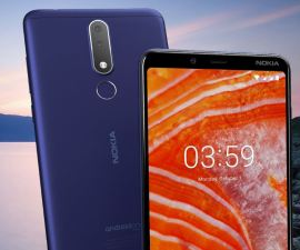 Nokia 3.1 Plus ya está disponible